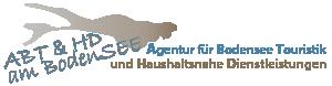 ABT & HD am BodenSEE · Agentur für Bodensee Touristik und Haushaltsnahe Dienstleistungen GbR